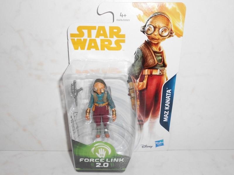 "HASBRO - Star Wars S2 9,5cm ""FoDickie RCe Link"" figúrky A Mix"