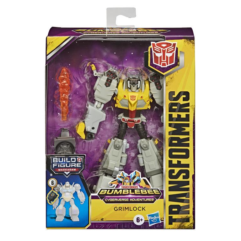 HASBRO - Transformers Cyberverse figúrka rada Deluxe