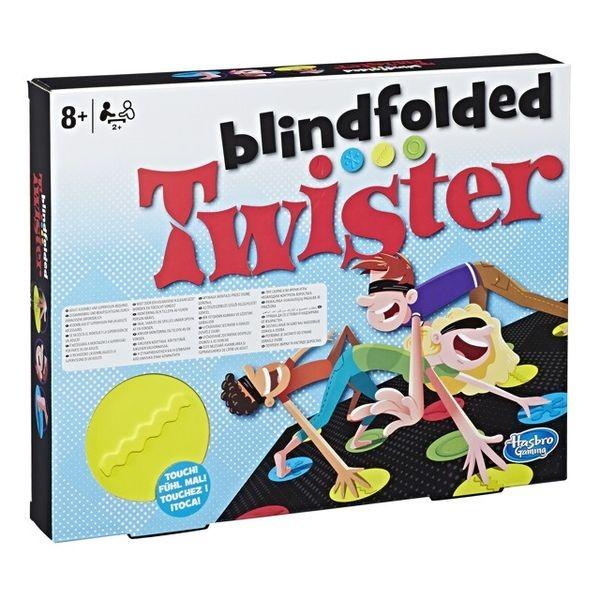 HASBRO - Twister Naslepo E1888 Spoločenská hra
