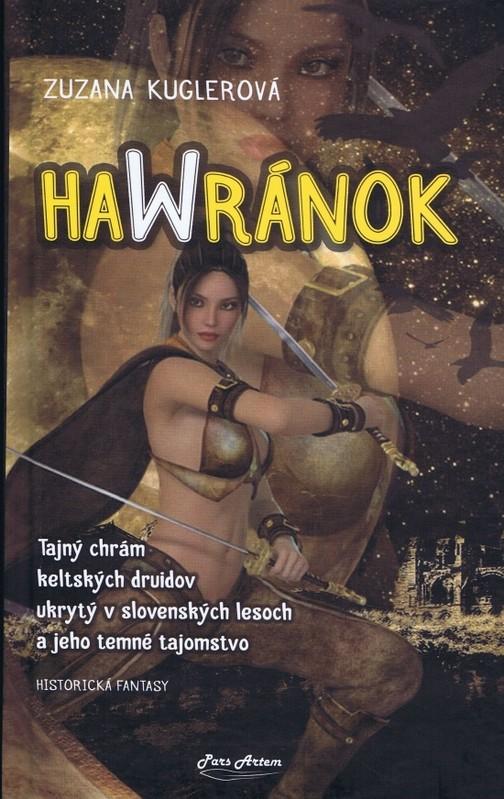 Hawránok - Zuzana Kuglerová