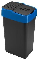 HEIDRUN - Kôš na odpad recyklovateľný 35l