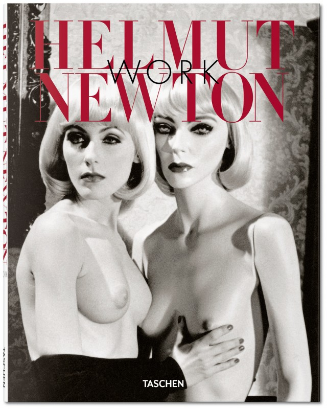 Helmut Newton - Work - Manfred Heiting