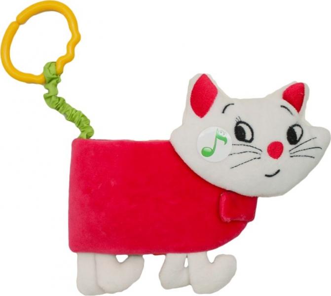 HENCZ TOYS - Roztomilá knižka - Mačička