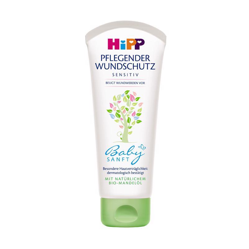 HIPP - Krém ošetrujúci proti zapareninám Babysanft 100ml