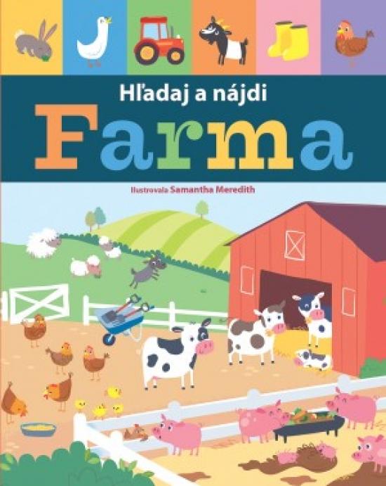 Hľadaj a nájdi Farma - Kolektív autorov