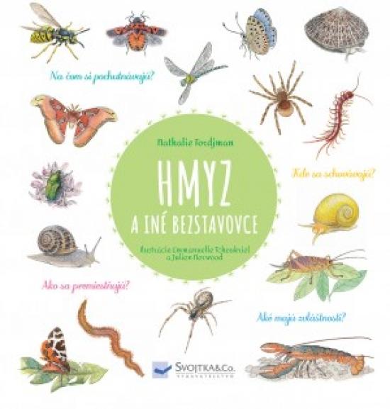 Hmyz a iné bezstavovce - Kolektív autorov