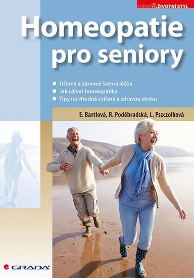 Homeopatie pro seniory - Kolektív autorov