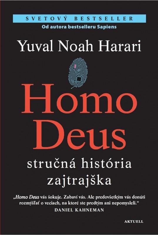 Homo Deus - Yuval Harari Noah