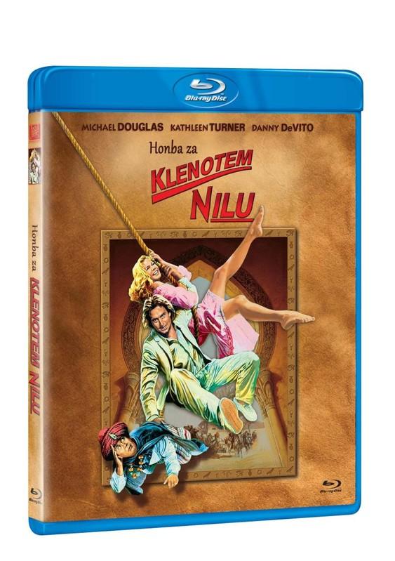 Honba za klenotem Nilu Blu-ray