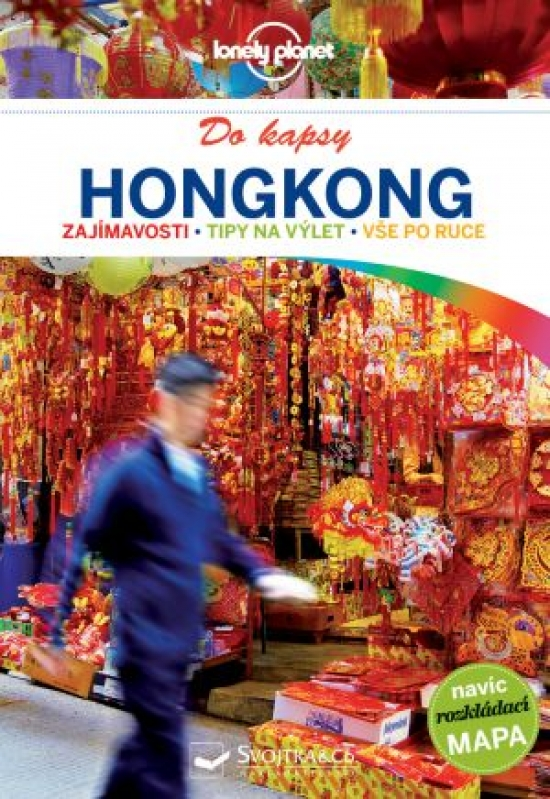 Hongkong do kapsy- Lonely planet