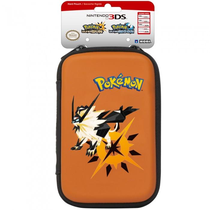 HORI - New 3DS XL Hard Pouch - Pokémon Ultra Sun & Moon