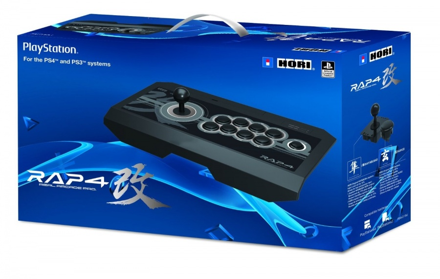 HORI - PS4 / PS3 Real Arcade Pre 4 & quot; Kai & quot; fighting Stick