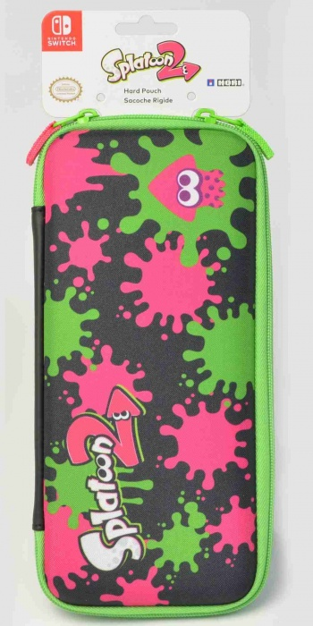 HORI - Tough Pouch for Nintendo Switch (Splatoon 2)