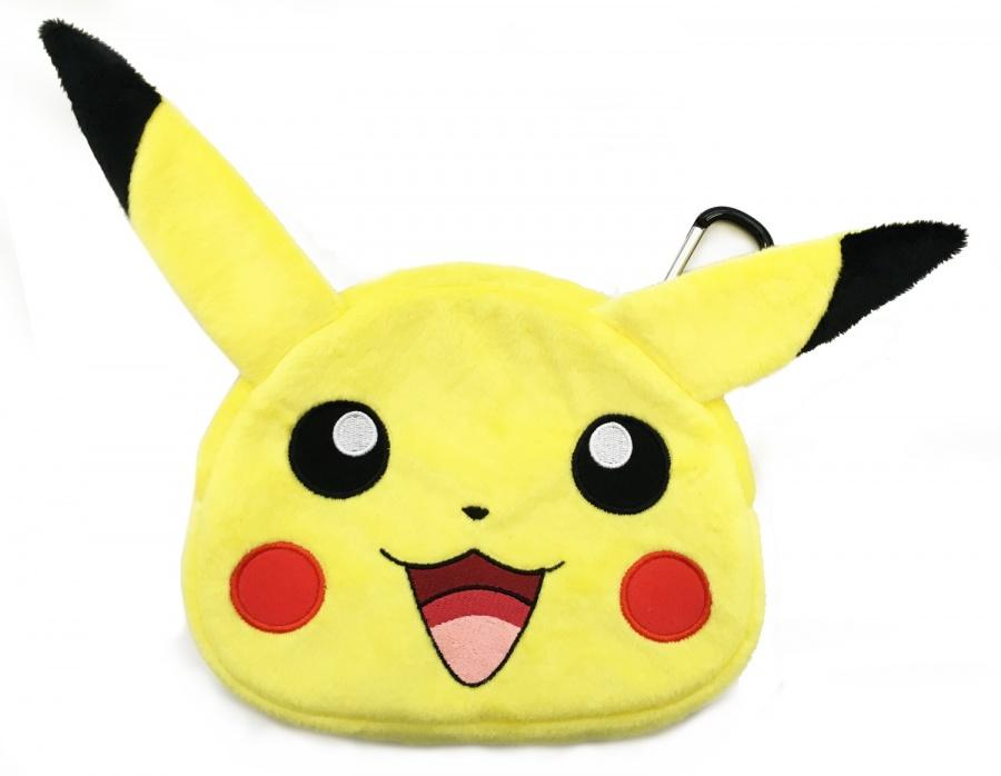 HORI - Universal Plush Pouch - Pikachu