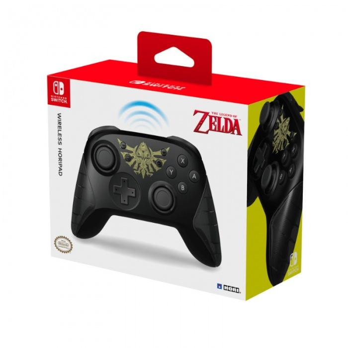 HORI - Wireless HORIPAD for Nintendo Switch - Zelda