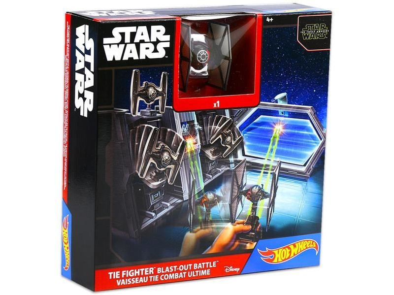 HOT WHEELS - Star Wars Tie Fighter Blast-out Battle hrací set