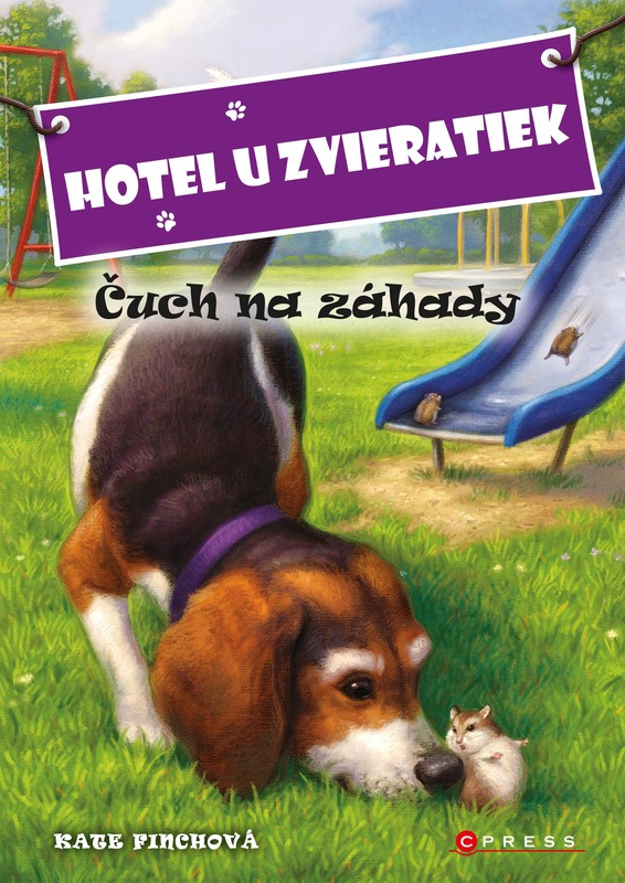 Hotel u zvieratiek - Čuch na záhady - Kate Finchová