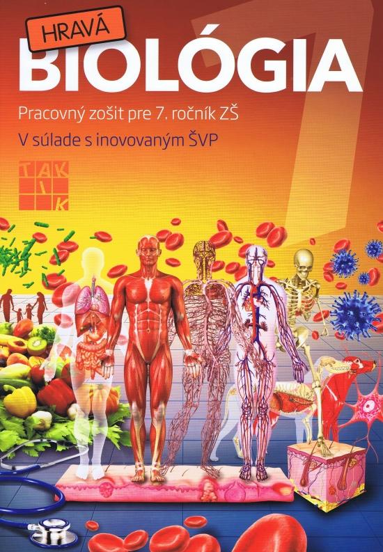 Hravá biológia 7 ( nov.vyd.) - Kolektív autorov