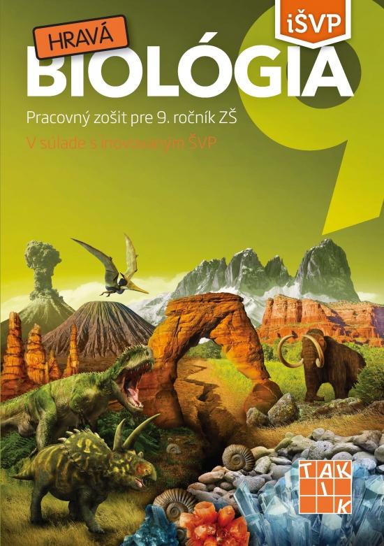 Hravá biológia 9 PZ ( 2.vyd.) - Kolektív autorov