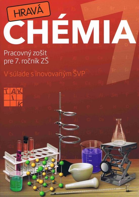 Hravá chémia 7 PZ ( 2.vyd.) - Kolektív autorov