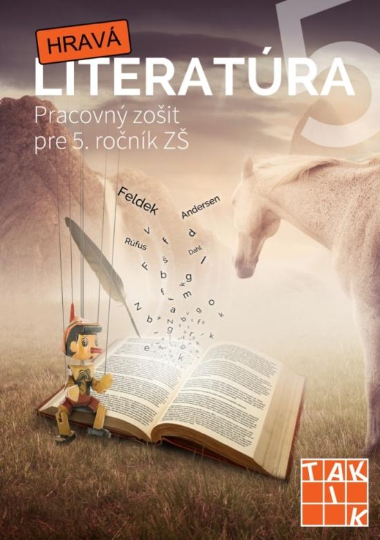 Hravá literatúra 5 - Kolektív autorov
