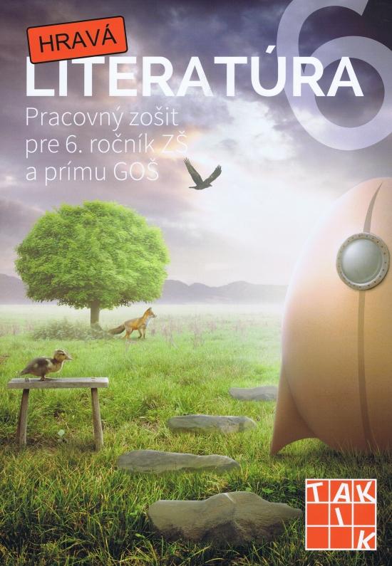 Hravá literatúra 6 - Kolektív autorov