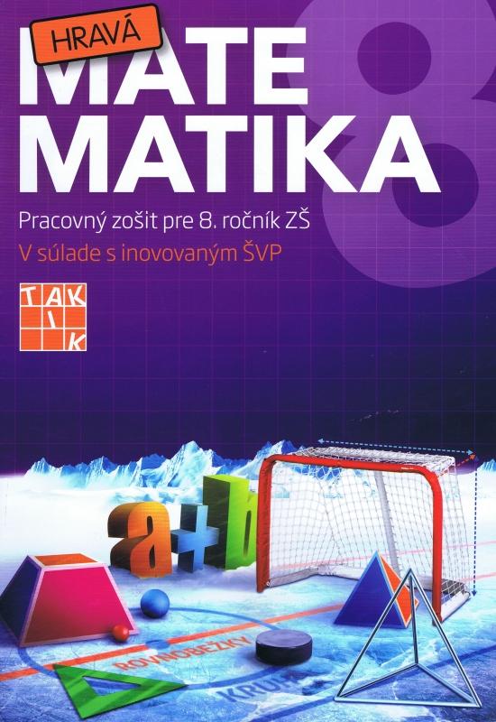 Hravá matematika 8 - Kolektív autorov