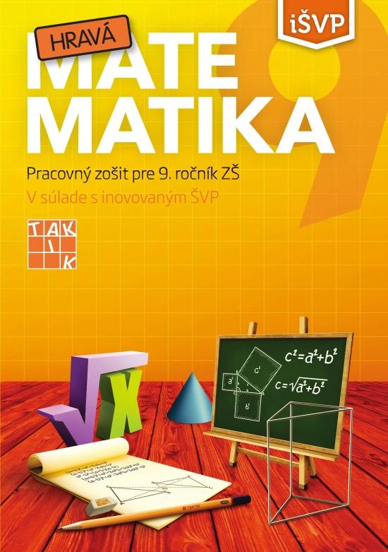 Hravá matematika 9 PZ ( 3.vyd.) - Kolektív autorov