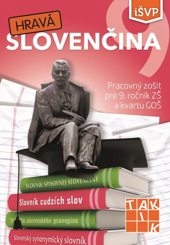 Hravá slovenčina 9 PZ (2.vyd.) - Kolektív autorov