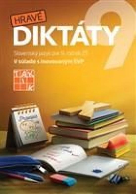 Hravé diktáty 9 PZ - Kolektív autorov