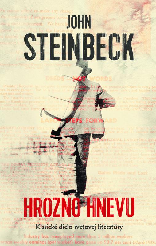 Hrozno hnevu - John Steinbeck