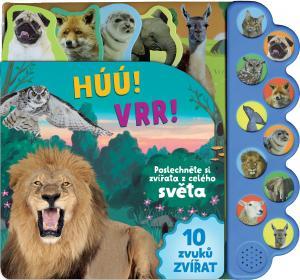 Húú! Mňau! Vrr! Poslechněte si zvířata z celého světa!