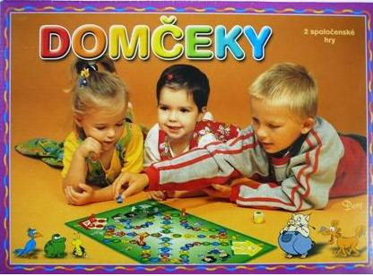 HYDRODATA - Domčeky - spoločenská hra