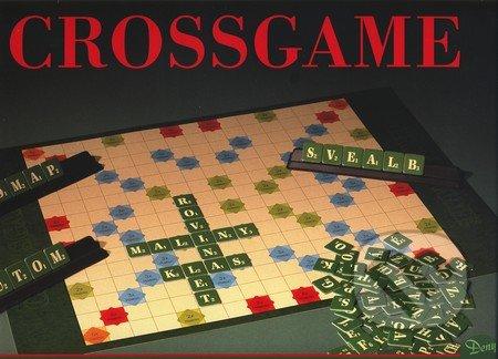 HYDRODATA - Spoločenská hra - Crossgame