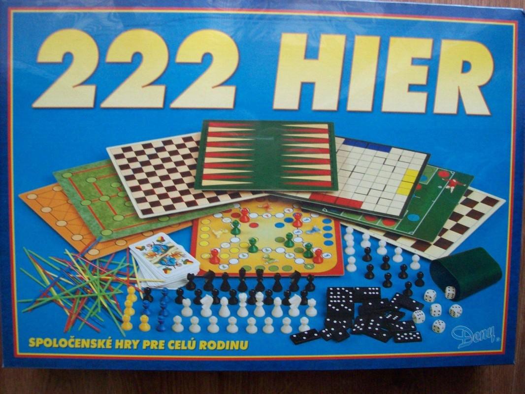 HYDRODATA - SÚBOR HIER 222