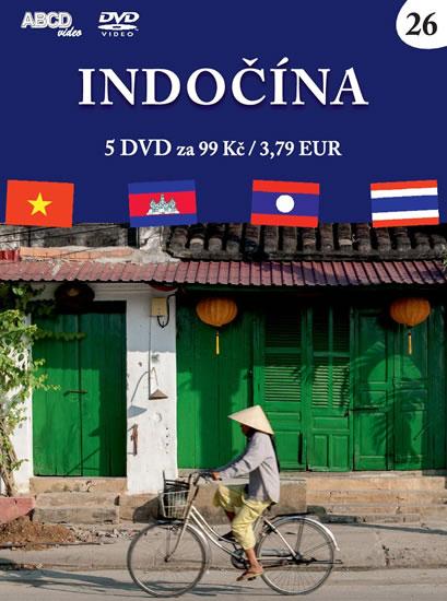 Indočína - 5 DVD
