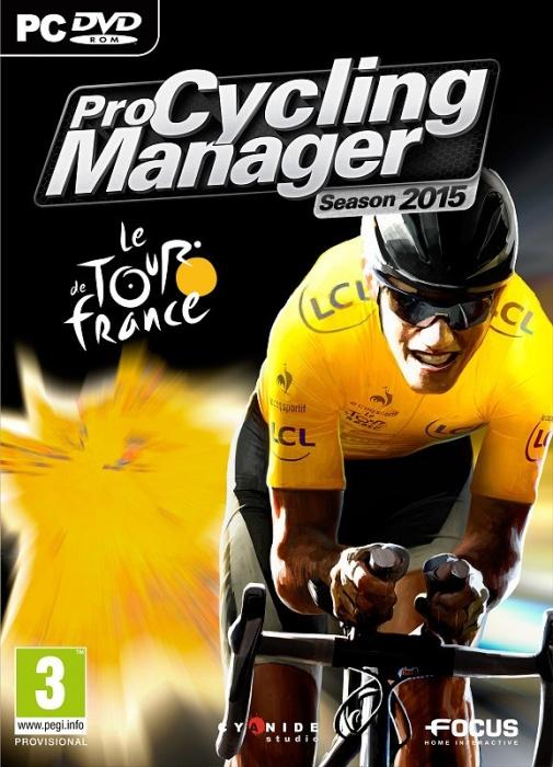 INTERACTIVE - PC pre Cycling Manager 2015, Závodná hra pre PC