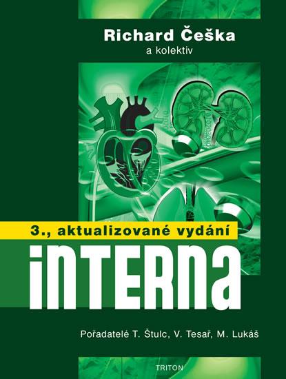 Interna 3 svazky - Richard Češka
