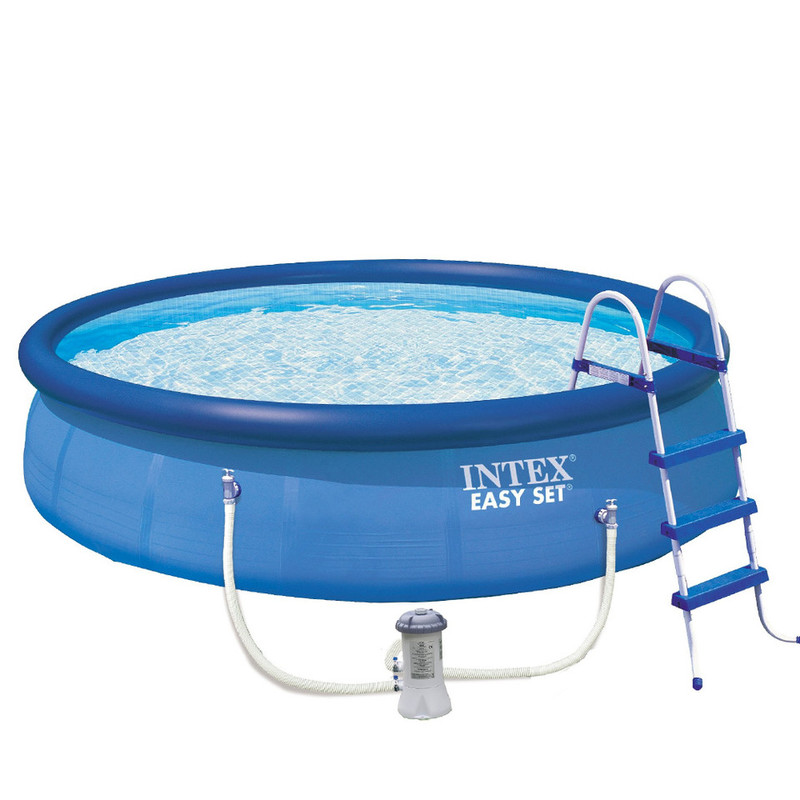 INTEX - 26166 Bazén Easy Set Pool 457x107cm