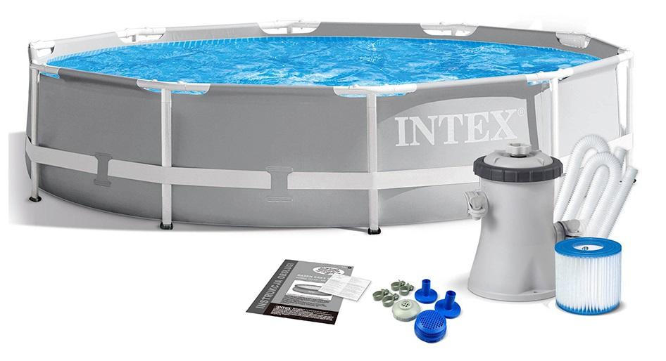 INTEX - 26702 Bazén Prism Frame 305x76cm