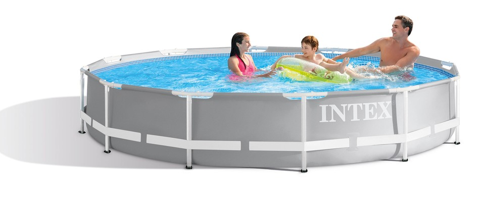 INTEX - 26710 Bazén Prism Frame 366x76cm