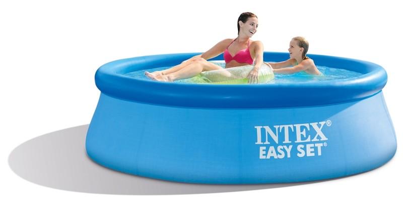 INTEX - 28110 Easy set Bazén 244x76cm