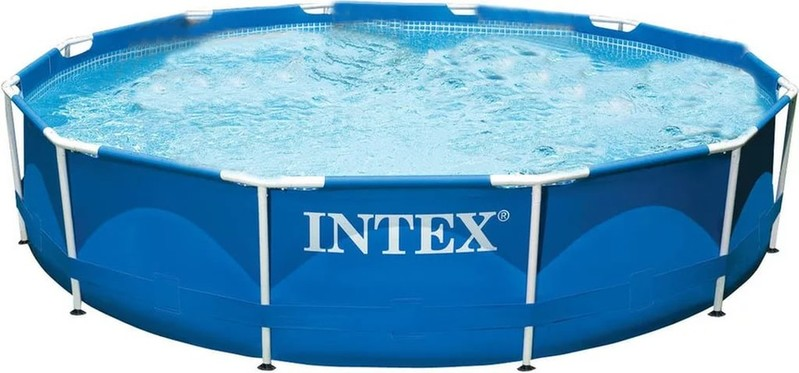 INTEX - 28210 Bazén Metal Frame Pool 366x76cm
