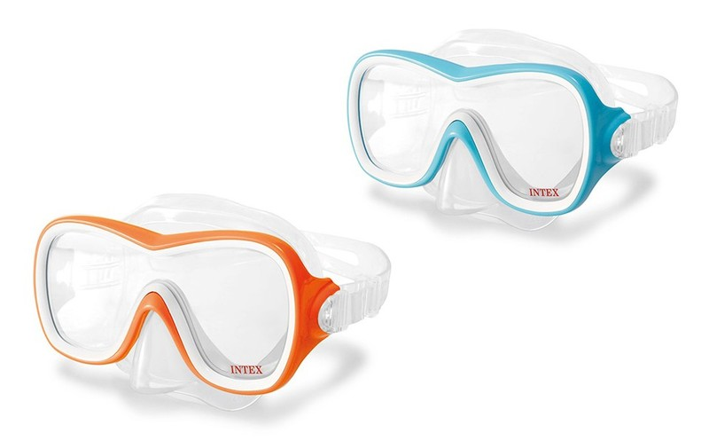 INTEX - 55978 Potápačské okuliare Wave Rider