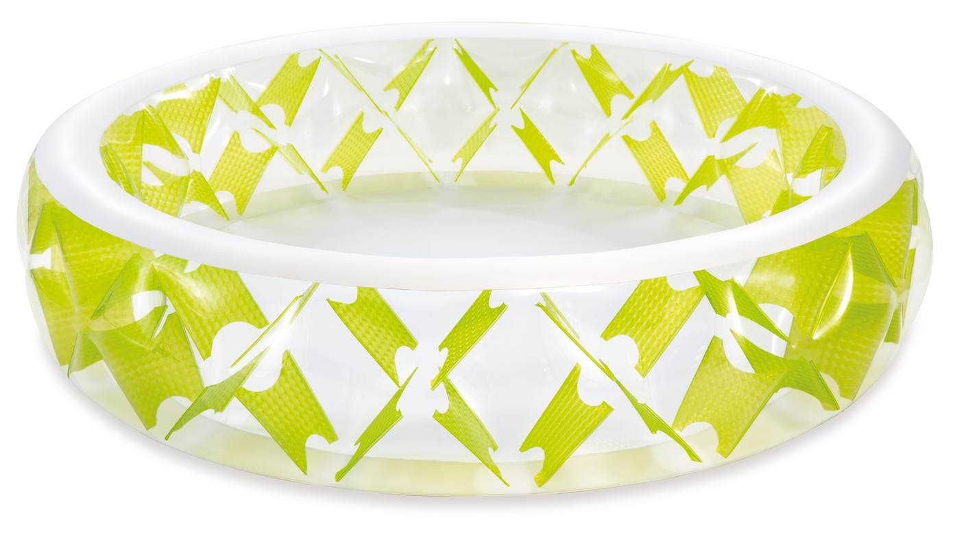 INTEX - 57182 Detský bazén Pinwheel 229x56cm