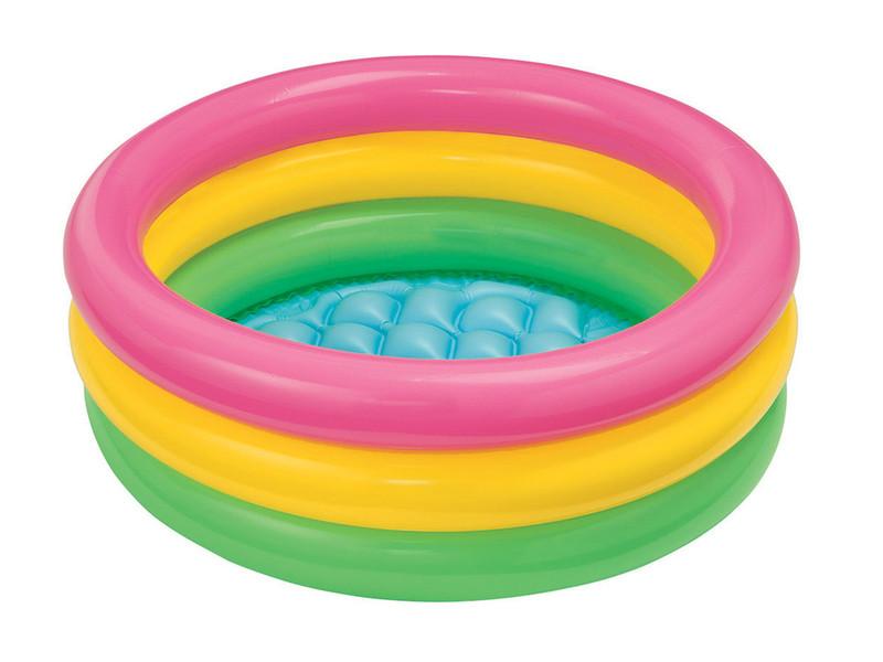 INTEX - 58924 Nafukovací detský bazén 3kruhy 86x25cm