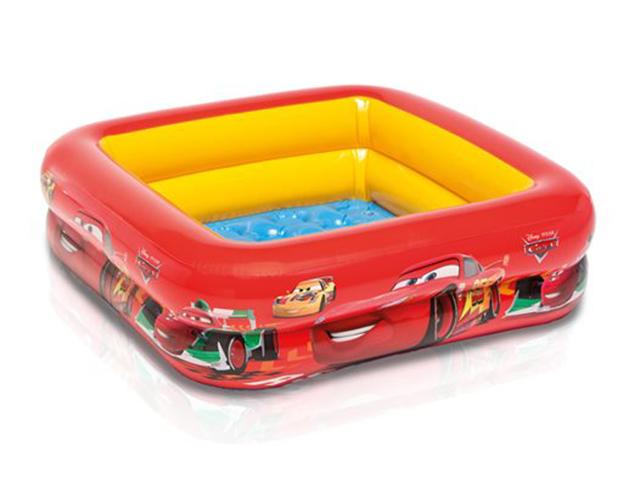 INTEX - Bazén autíčká 85 x 85 x 23 cm