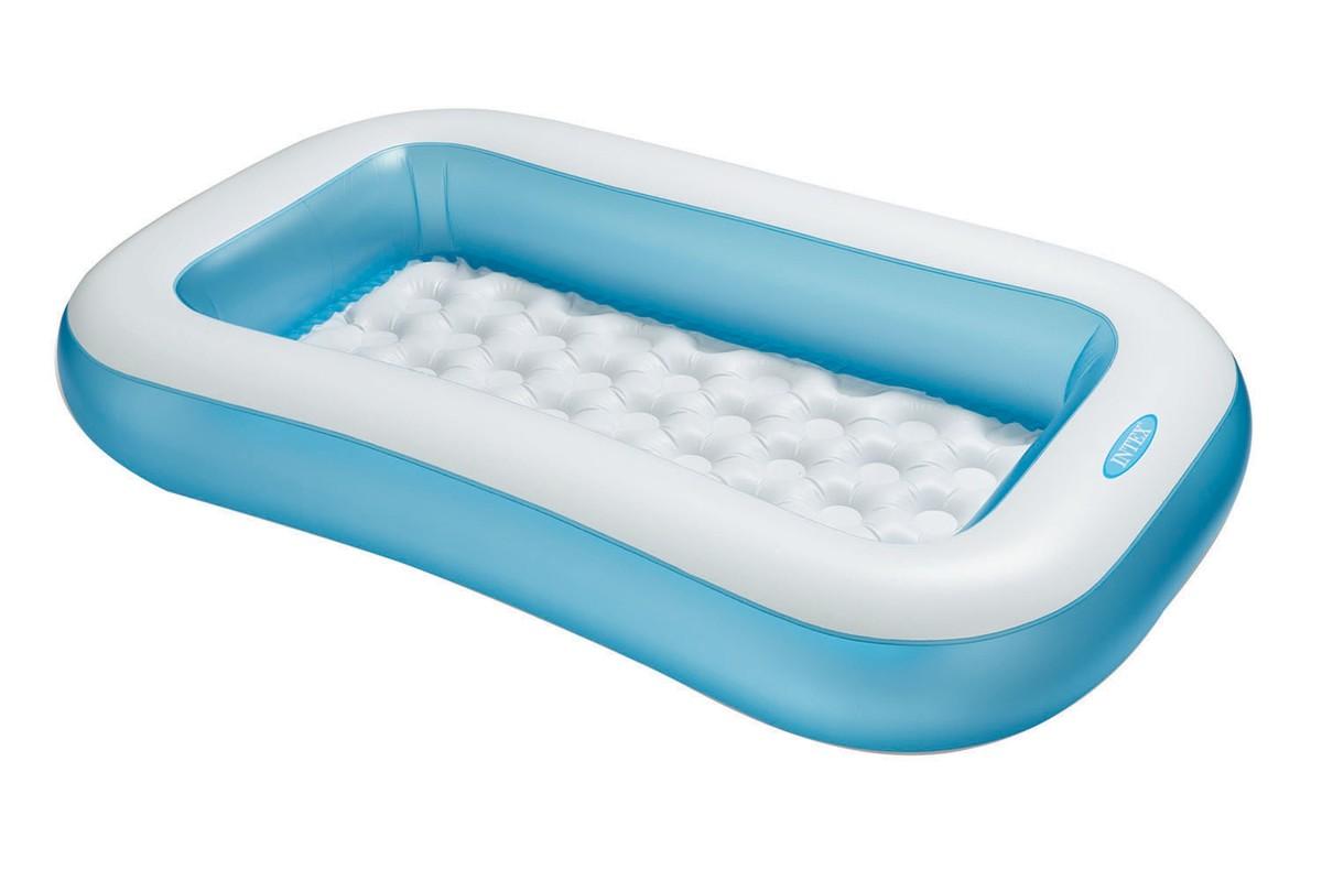 INTEX - Bazén obdĺžnik 166 x 28 cm