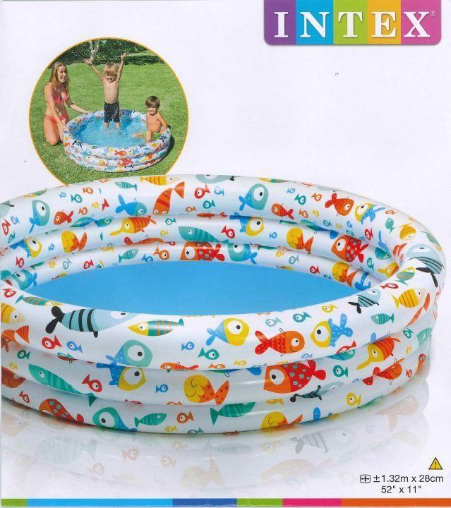 INTEX - Bazén rybičky
