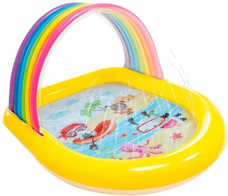 INTEX - detský bazén so sprchou 57156